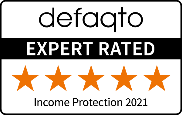Defaqto 5 Star Rating