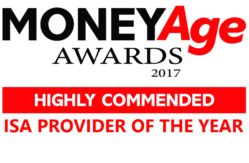 Our ISA is highly commended by MoneyAge