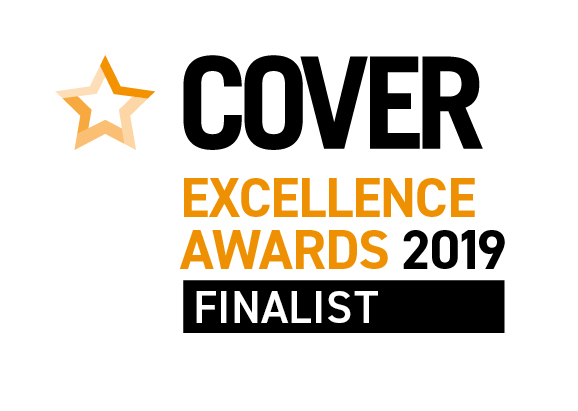Cover excellence awards - finalists 2019