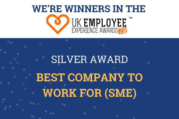 Shepherds Friendly UK employee Experience Awards 2020
