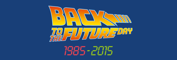 we go back to the future with staff banner