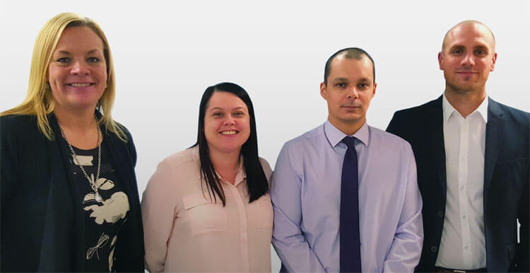 Photo Of Business Development Team