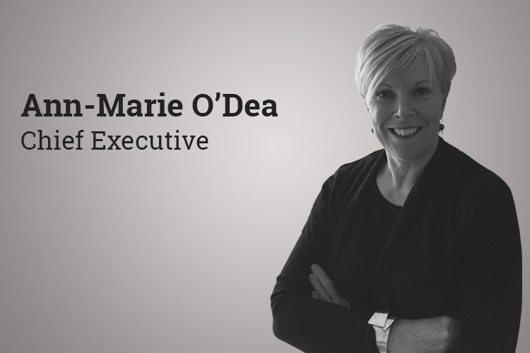 A chat with our CEO, Ann-Marie O'Dea