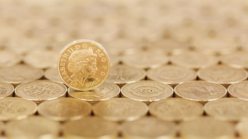 what to do with your old pound coins