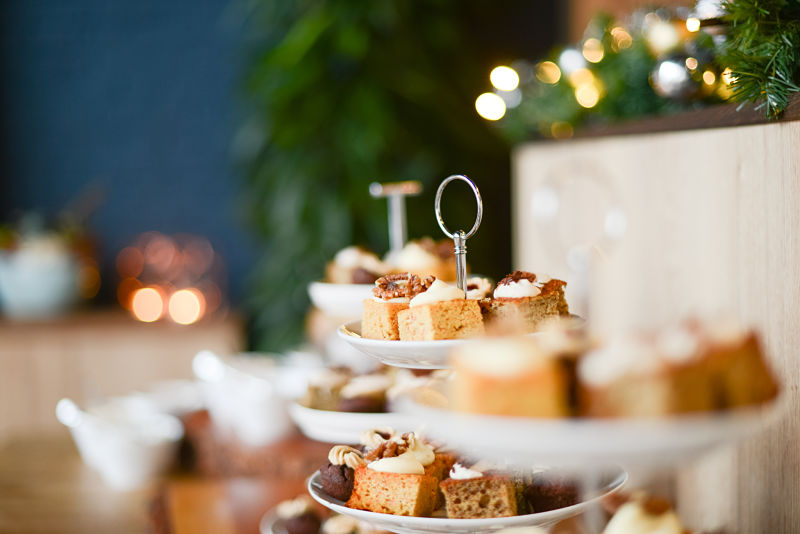 avoid overeating at Christmas