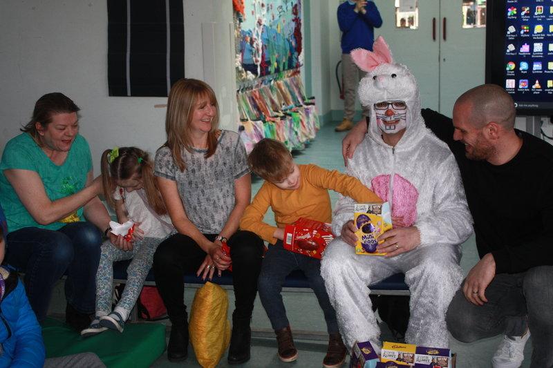 Seashell Trust Easter Visit