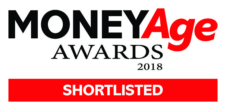 MoneyAge Awards 2018 Shortlist