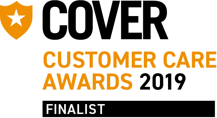 cover customer care awards 2019
