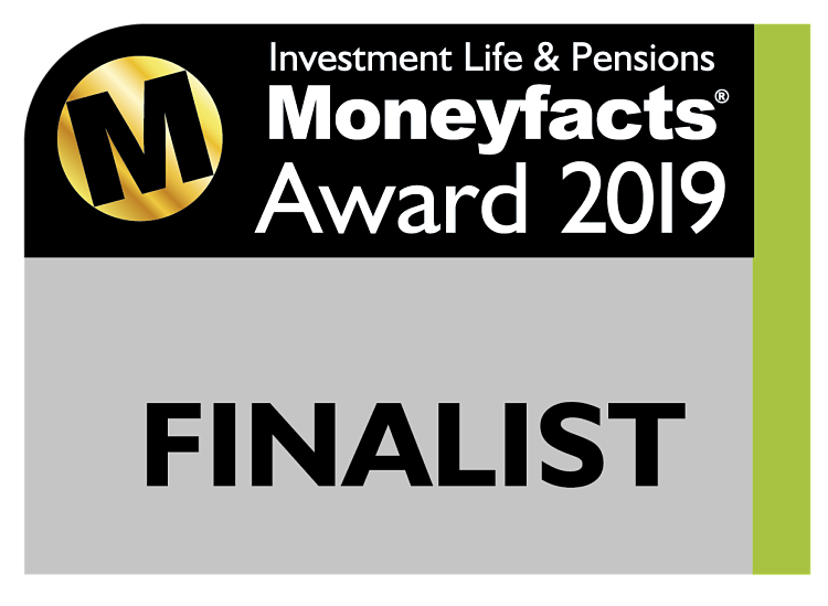 Investment Life & Pensions Awards 2019 - Finalist logo
