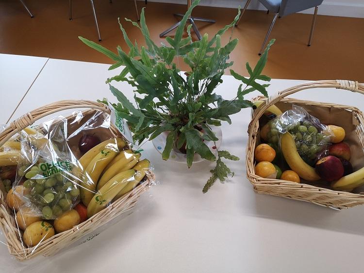 fruit baskets for Shepherds Friendly