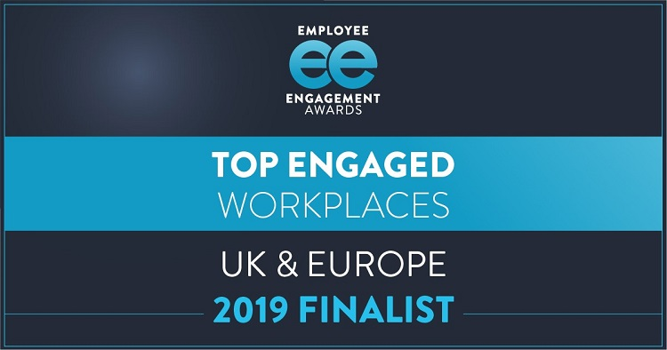 Employee engagement awards finalists