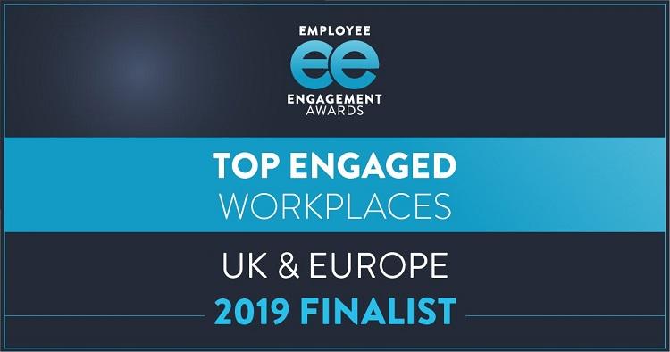 Employee engagement awards finalists