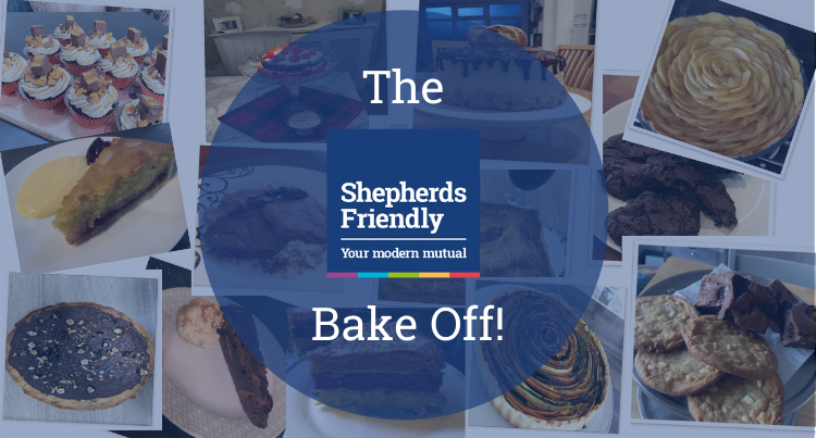 Shepherds Friendly Bake Off Afternoon Tea