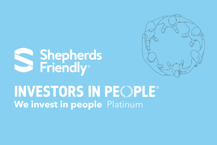 Investors in People Shepherds Friendly